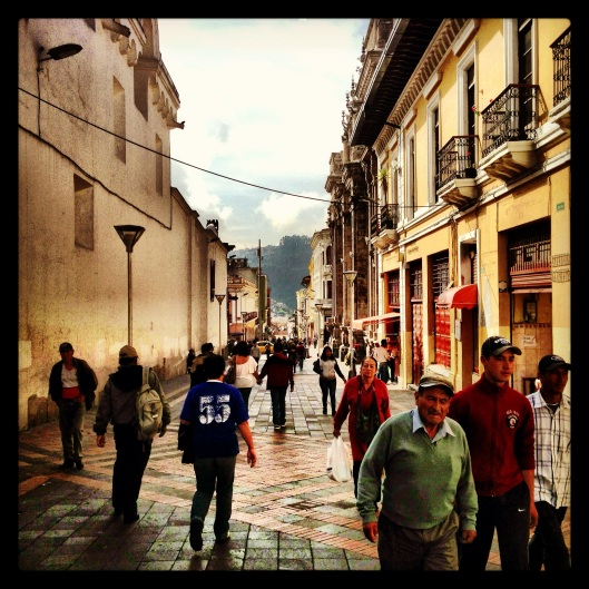 Old Town Quito (Instagram)