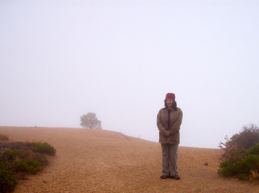 Uh, yes.  That's me in front of Bryce Canyon
