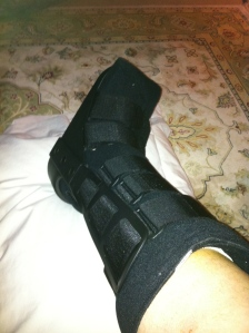 I wore this thing for 3 months. Ugh.