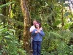 With Steve in Monte Verde