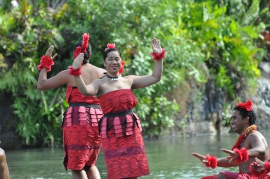 Tongan smiles