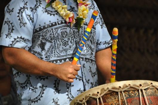 Tongan Drummer 1