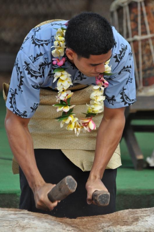 Tongan Drummer 2