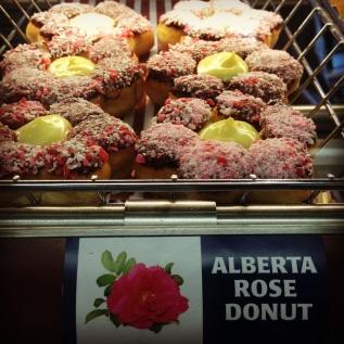 Alberta Rose Donut
