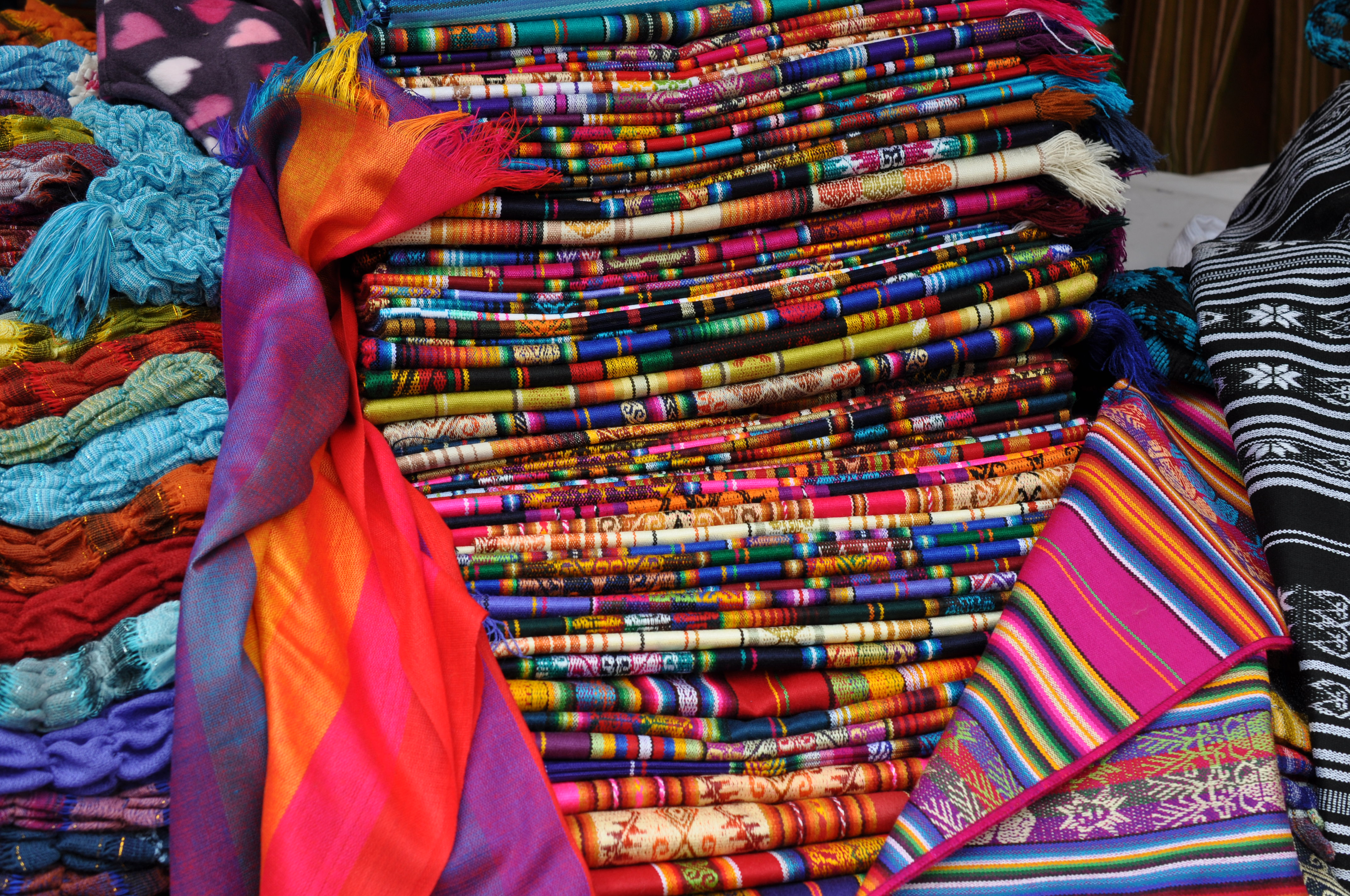 See Taste And Experience Otavalo Market The Baby