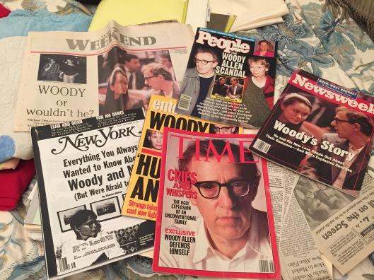 Woody Allen Mia Farro Soon-Yi